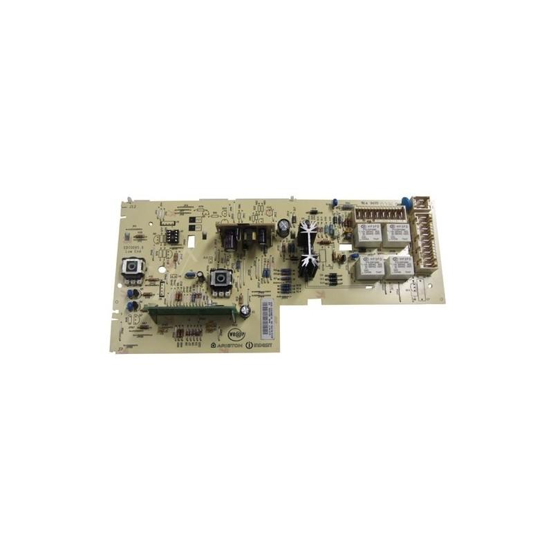module electronique sans eeprom pour lave linge indesit c00143067 bvm ebay. Black Bedroom Furniture Sets. Home Design Ideas