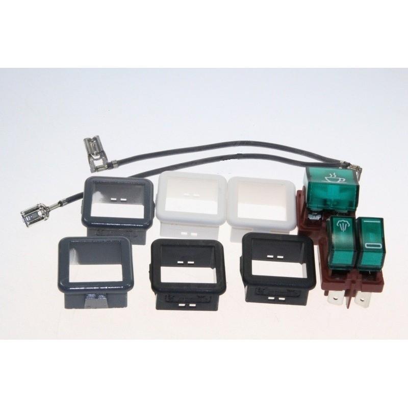 Kit interrupteur pour cafetieres avec moulin caf integr saeco 8215768 bvm - Cafetiere avec moulin integre ...