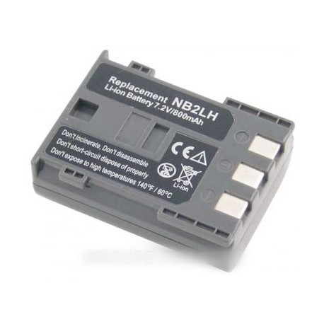 accumulateur li-ion 800 mah 7.4 v