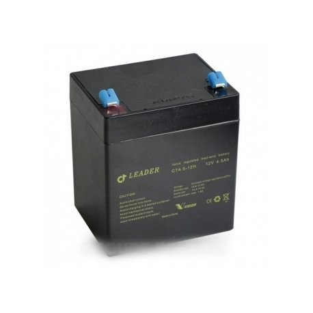 batterie 12 v 4.5 ah electrolux