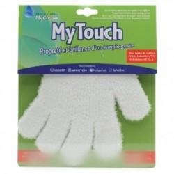 my touch gant en microfibre