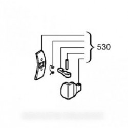 kit poignee d'ouverture de porte