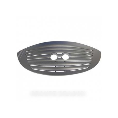 grille bac eaux usees inox