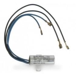 condensateur anti-parasite 0,2uf+2x2400p