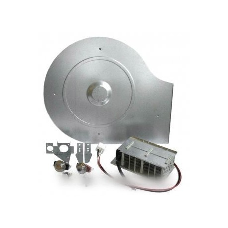 kit resistance + thermostats + support
