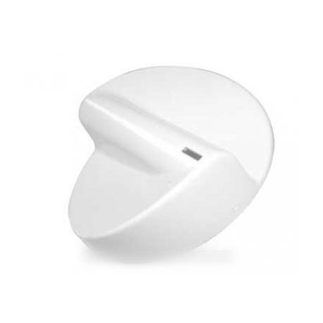 bouton programmateur blanc 27