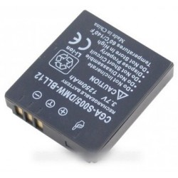 accumulateur li-ion 1250 mah 3.7 v