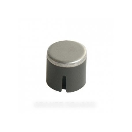 bouton poussoir on/off inox