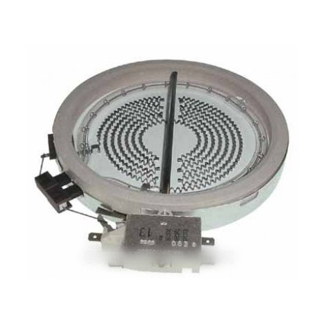 foyer halogene d145mm 1200 watts