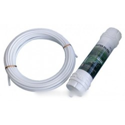 filtre a eau plus tuyau