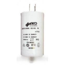 condensateur 2.5