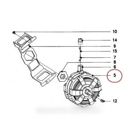 moteur ventilateur sans turbine mexoo-62