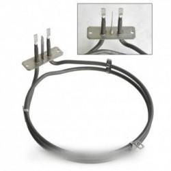 resistance circulaire 1600 w diam 195 m/