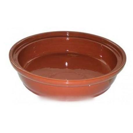 recipient terre wok tajine dia 360 tefal