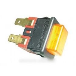 interrupteur 13 x 19 m/m 4 cosses