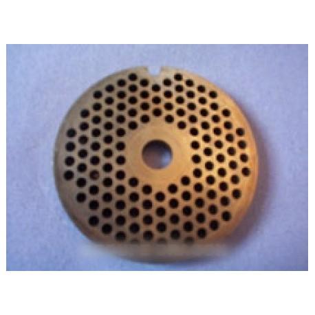 grille metal fine a950 trou diam 4.5 m/m