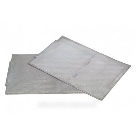 filtre metallique livre par 2