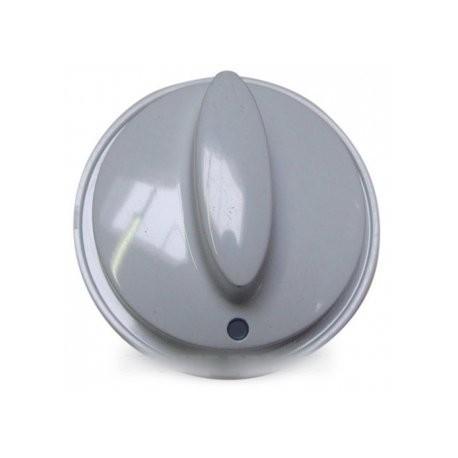 bouton de minuterie blanc