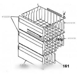 facade de tiroir panier inferieur