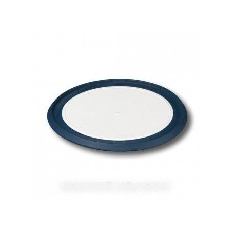 fond hachoir blanc/bleu fonce dia 13.5
