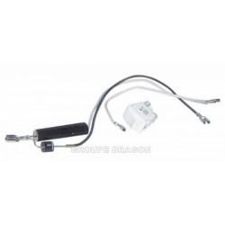 interrupteur inverseur + diodes