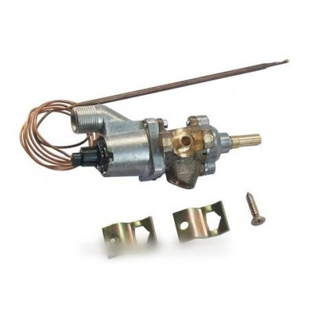 robinet thermostat de gaz (four)