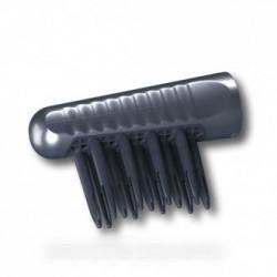 brosse diffuseur metallisee