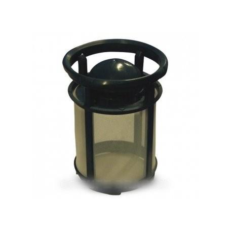 filtre plastique dolphin