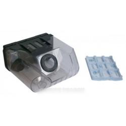 reservoir aspirateur sans sacs + filtre
