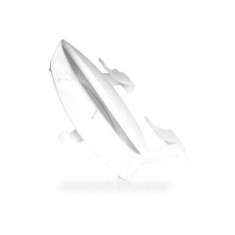 pedale d'ouverture blanche