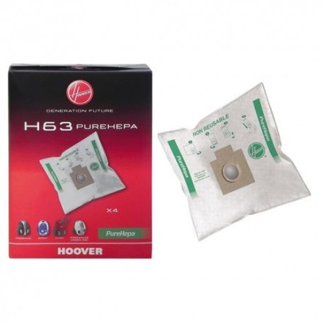 H63 H63 SAC PURE HEPA X4 FREESPACE SPRINT