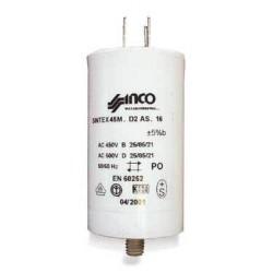 10,0UF-400/450V CONDENSATEUR FIXATION