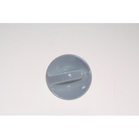 bouton de minuterie bleu
