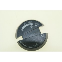 DISQUE MANETTE THERMOSTAT FER
