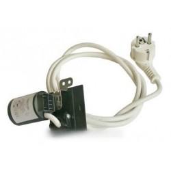 cable alimentat.3x1 schuko 1,5m+filtre