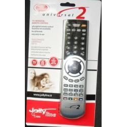EASY DIGITAL PLUS TELECOMMANDE UNIVERSELLE DVB-T+TV GBS