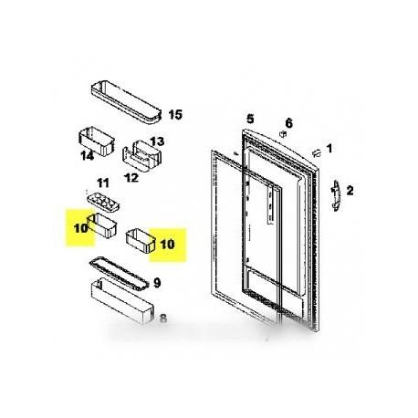boite intermediaire de porte d/g
