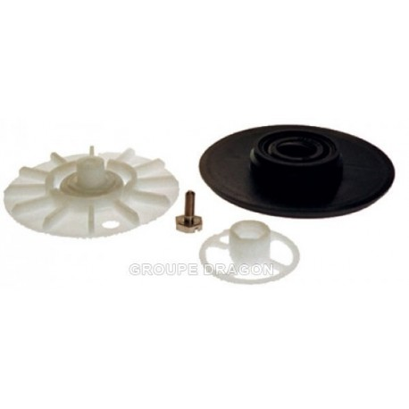 turbine de vidange kit complet