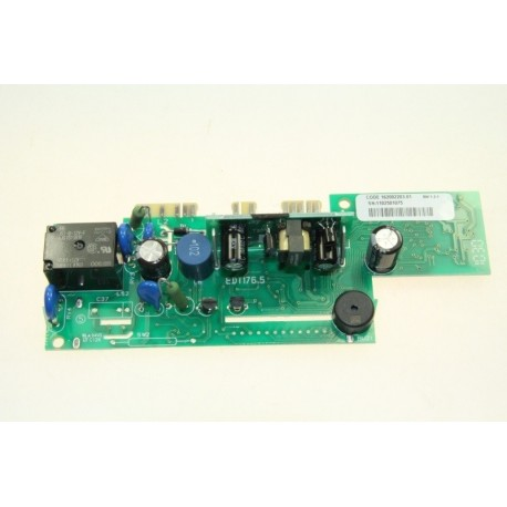 STATIC BOARD - ELECTRONIC THERMOSTAT