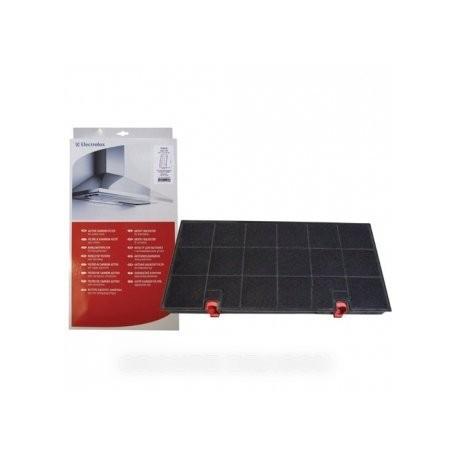 filtre charbon type 150 435x216x28mm pour hotte arthur. Black Bedroom Furniture Sets. Home Design Ideas
