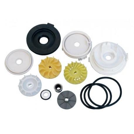 helice de pompe kit turbine pour lave vaisselle ARTHUR MARTIN ELECTROLUX FAURE