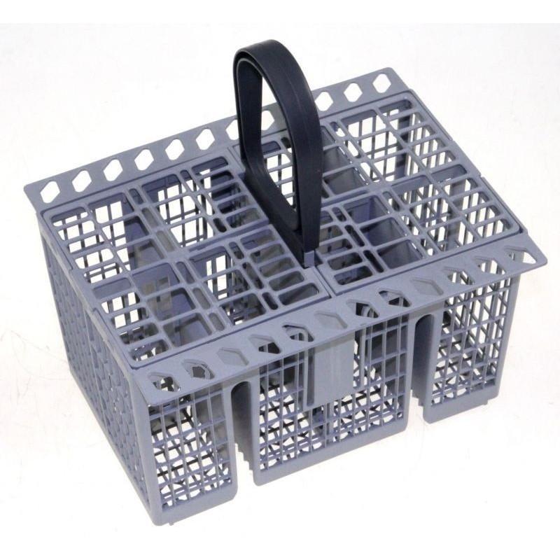 Panier porte couverts gris pour lave vaisselle scholtes - Lave vaisselle porte a glissiere ...
