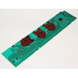 carte de commande 2+1 boutons pour lave linge ARISTON