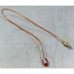 thermocouple 520mm pour table de cuisson WHIRLPOOL