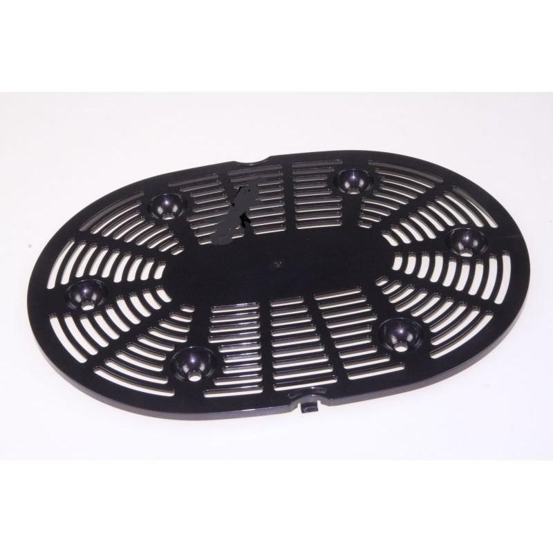 grille noir pour cuit vapeur seb d972255 bvm. Black Bedroom Furniture Sets. Home Design Ideas