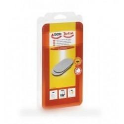filtres mousse anti-graise et odeur x2