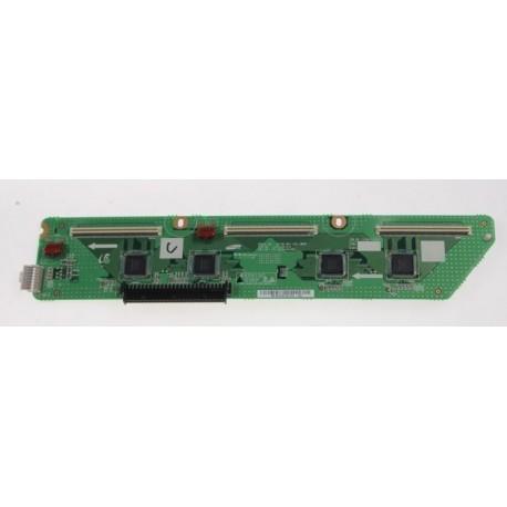 LJ92-01491A PLATINE Y-SCAN (SUPERIEUR) POUR TV SAMSUNG