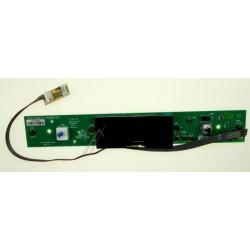platine controle avec afficheur pour micro ondes WHIRLPOOL