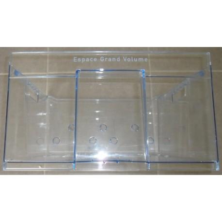 bac superieur tiroir gros format pour cong