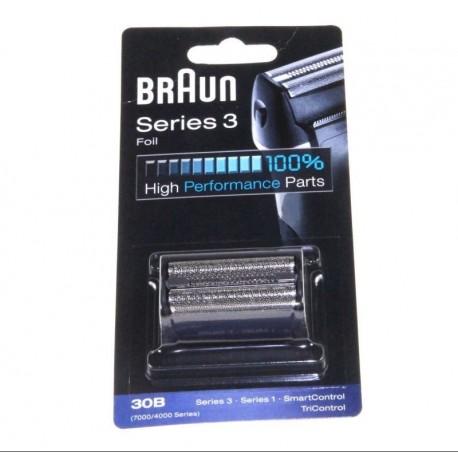 grille rasoir synchro pro pour petit electromenager BRAUN